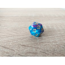 20-sided dice (blue)