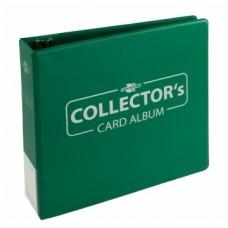 Blackfire 3 ring Collectors Album - Green
