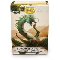 Dragon Shield Art Summer Dragon