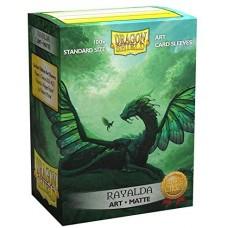 Dragon shield art: Rayalda