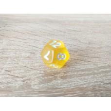 12 - sided dice (orange)