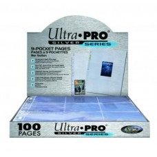 Ultra Pro card holder folder sheet, size 9