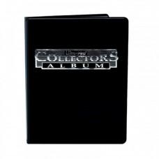 Ultra Pro 4 pockets collectors album - black