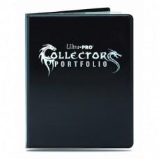 Ultra Pro collectors portfolio 9 pockets collectors album - black