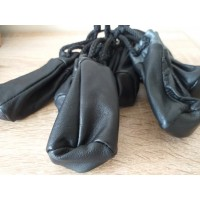 Dice bag made of genuine leather