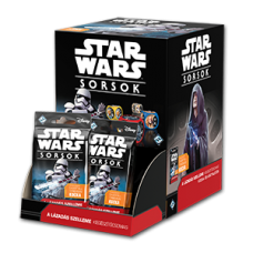 Star Wars Destiny: The Spirit of Rebellion display (36 pcs)