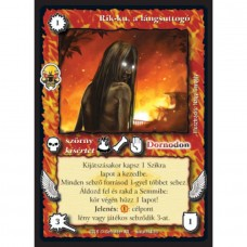 Rik-ku, the flamethrower