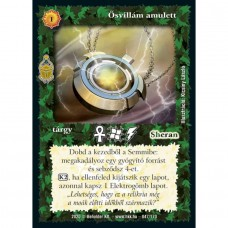 Ancient lightning amulet