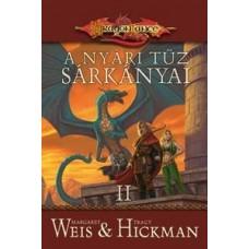 Weis & Hickman: Dragons of the Summer Fire - II. volume