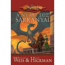 Weis & Hickman: Dragons of the Summer Fire - Volume I.