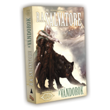 R. A. Salvatore: The Wanderers