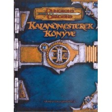 Dungeons & Dragons - Book of Adventure Masters