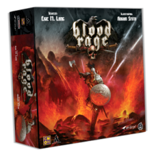 Blood Rage board game! (under reprint!)