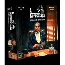 The Godfather: Corleone's Empire Board Game! (HUN)