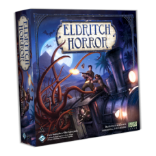 Eldritch Horror (Hungarian version)