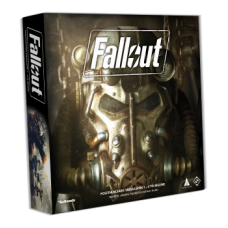 Fallout: the board game - Hungarian version