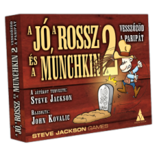 The Good, the Bad and the Munchkin 2 - You shoot the horse