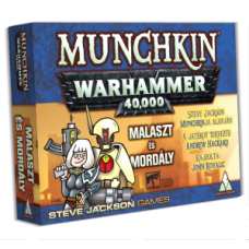 Munchkin Warhammer 40000 - Malts and Mordants