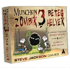Munchkin Zombies 3 - Sick Places