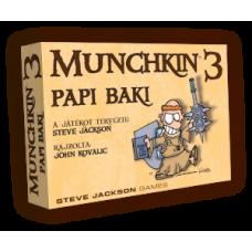 Munchkin 3. - Priest fault
