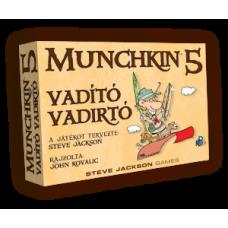 Munchkin 5. - Wild game exterminator
